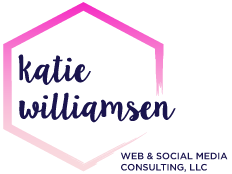 Katie Williamsen LLC | web design strategist